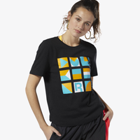 Reebok Gigi T-Shirt - Women's - Black