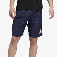 adidas Daily Press Shorts - Men's - Navy