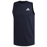 adidas Freelift Ultimate S/L T-Shirt - Men's - Navy