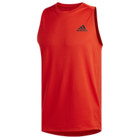 adidas Freelift Ultimate S/L T-Shirt - Men's - Red