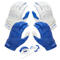Cutters Rev Pro 3.0 Solid Flip Combo Pack - Blue / White