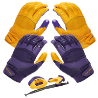 Cutters Rev Pro 3.0 Solid Flip Combo Pack - Purple / Gold