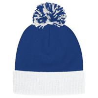 adidas Team Cuffed Knit Beanie - Blue