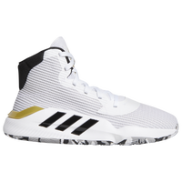 adidas Pro Bounce Mid - Men's - White