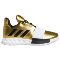 adidas Harden Vol. 3 - Boys' Grade School -  James Harden - Gold