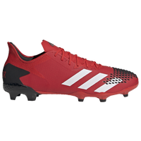 adidas Predator 20.2 FG - Men's - Red