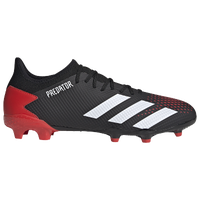 adidas Predator 20.3 Low-Cut FG - Men's - Black