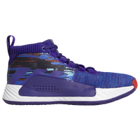 adidas Dame 5 - Men's -  Damian Lillard - Purple