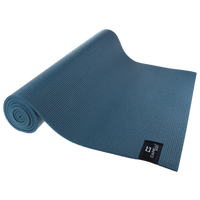 Capelli Memory Foam Yoga Mat - Blue