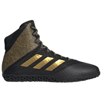 adidas Mat Wizard Hype - Men's - Black / Gold