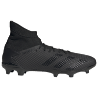 adidas Predator 20.3 FG - Men's - All Black / Black