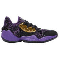 adidas Harden Vol. 4 - Boys' Grade School -  James Harden - Purple