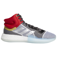 adidas Marquee Boost Mid - Men's - Grey