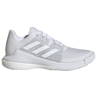 adidas Crazyflight - Women's - All White / White