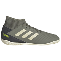 adidas Predator 19.3 IN - Boys' Grade School - Grey