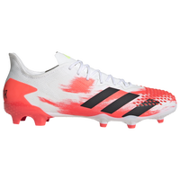 adidas Predator 20.2 FG - Men's - White