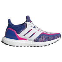 adidas Ultraboost - Boys' Grade School - White / Blue
