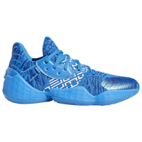 adidas Harden Vol. 4 TB - Boys' Grade School -  James Harden - Light Blue