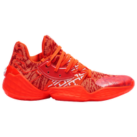 adidas Harden Vol. 4 TB - Boys' Grade School -  James Harden - Orange