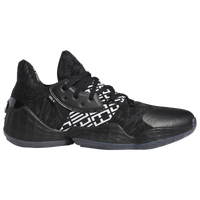 adidas Harden Vol. 4 TB - Boys' Grade School -  James Harden - Black