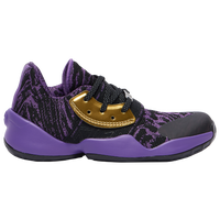 adidas Harden Vol. 4 - Boys' Preschool -  James Harden - Purple