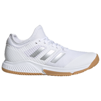 adidas court team bounce - Men's - White