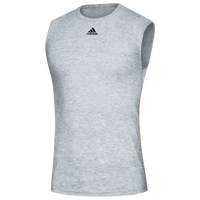 adidas Team Creator Sleeveless Tee - Men's - Grey