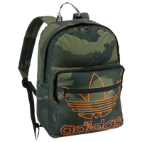 adidas Originals Trefoil Pocket Backpack - Green