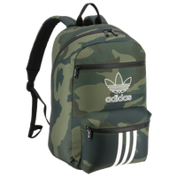 adidas Originals National 3-Stripes Backpack - Green