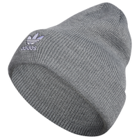 adidas Originals Trefoil Beanie - Women's - Grey