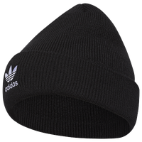 adidas Originals Trefoil Beanie - Women's - Black