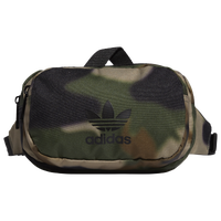 adidas Originals Sport Waist Pack - Olive Green / Black