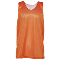 A4 Reversible Tricot Mesh Tank - Men's - Orange