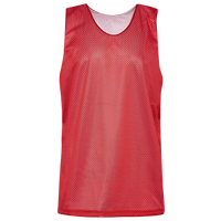 A4 Reversible Tricot Mesh Tank - Men's - Red