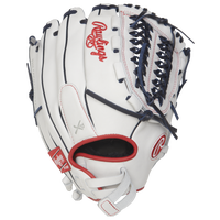 Rawlings Liberty Advanced White Series Field Glove - Women's - White