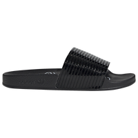adidas Adilette Slide - Women's - Black