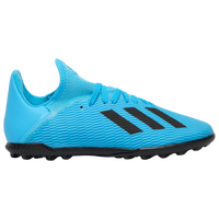 adidas X 19.3 TF - Boys' Grade School - Light Blue
