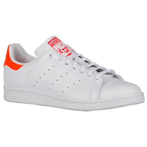 c4f03e85c59 adidas Originals Stan Smith - Men s - Casual - Shoes - White White Solar Red