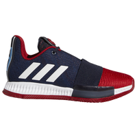 adidas Harden Vol. 3 - Boys' Grade School -  James Harden - Navy / Red