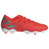 adidas Nemeziz 19.1 FG - Boys' Grade School - Red