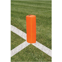 Bison Weighted Football Goal Line End Marker