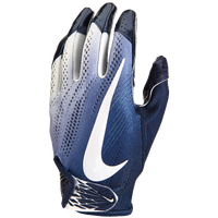 Nike Vapor Knit 2 Football Gloves - Men's - Navy / White