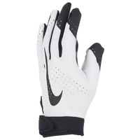 Nike Torque 2.0 Football Gloves - Boys' Grade School - White / Black