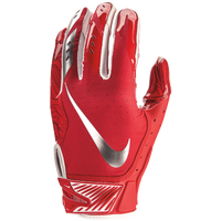 Nike Vapor Jet 5.0 Football Gloves - Men's - Red / Red