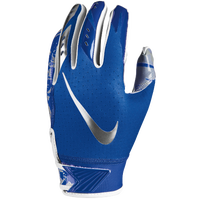 Nike Vapor Jet 5.0 Receiver Gloves - Boys' Grade School - Blue / Blue