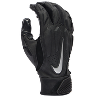 Nike D-Tack 6 Lineman Gloves - Men's - Black / White