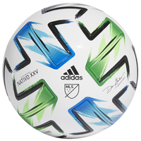 adidas MLS Competition Soccer Ball - White