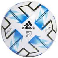 adidas MLS League NFHS Soccer Ball - White