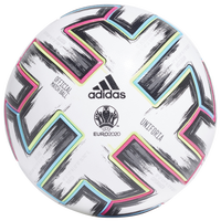 adidas Uniforia Pro Soccer Ball - White
