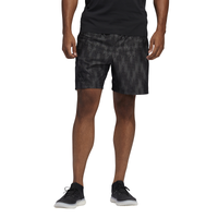 adidas City Knit Shorts - Men's - Black